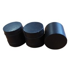 Kit of 2 long sealing plugs for carbon tube - 3pcs