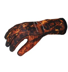 Gloves Fusion Brown 3mm