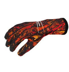 Gloves Fusion Red 3mm