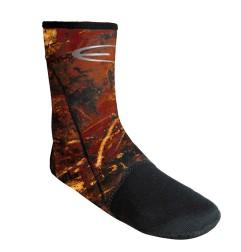Socks Fusion Brown 3mm