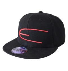 SnapBack black cap