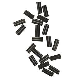 Black sleeves - pack 20pcs