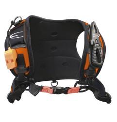 Harness Easyfit Orange Secu